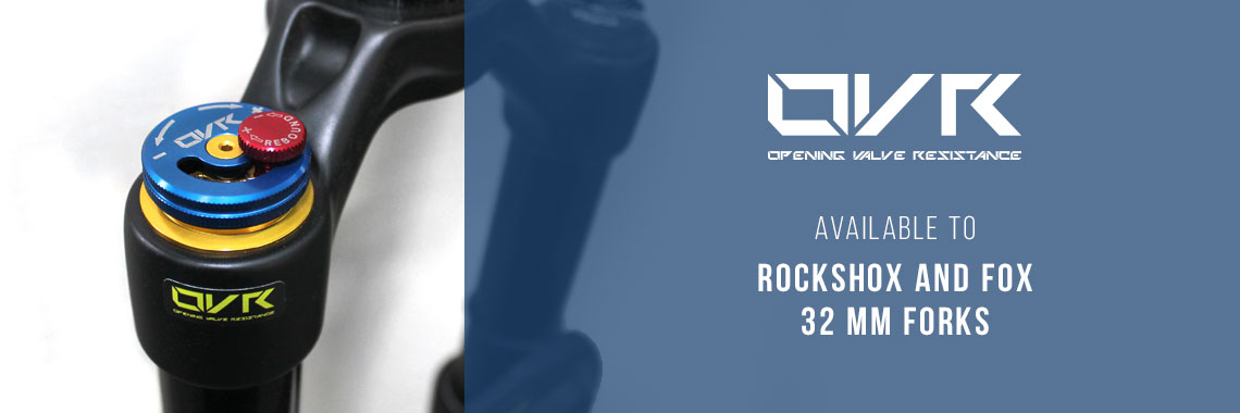 OVR for RockShox and Fox forks
